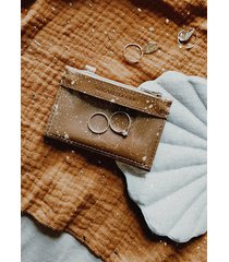 portfel mikro +- splash caramel
