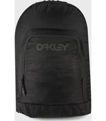 morral  negro oakley backpack