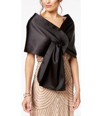 adrianna papell charmeuse shawl