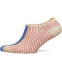 dollie dot w. lingerie socks footies/ankle socks multi/mönstrad becksöndergaard