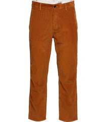 bryn casual byxor vardsgsbyxor brun tiger of sweden jeans
