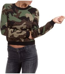 moschino double question mark jumper