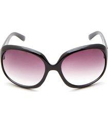 gafas lente lila color negro, talla uni