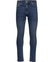 sicko daily blue slimmade jeans blå just junkies