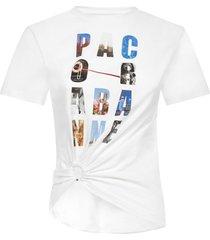 paco rabanne city t-shirt