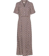 mili dress knälång klänning multi/mönstrad minus