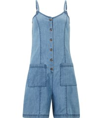 tuta di jeans in tencel™ lyocell (blu) - john baner jeanswear