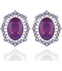 nanette lepore extra celestial button earrings