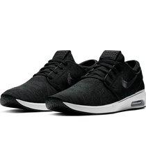 8-zapatillas de hombre nike nike sb air max janoski 2-negro
