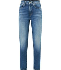 jeans high-rise skinny ankle