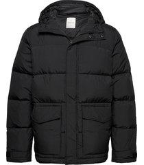 sander jacket gevoerd jack zwart wood wood