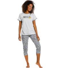dames pyjama rebelle 21211-407-2-46
