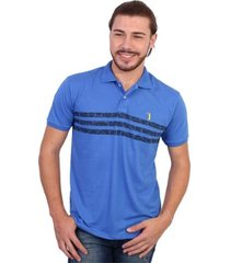 camisa polo golf club listrada