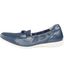 loafers caprice blå