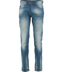 cast iron cope tapered fit jeans