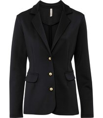 blazer (nero) - bodyflirt boutique
