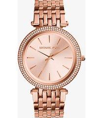 orologio darci pave tonalita oro rosa