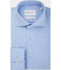 michaelis katoen/linnen licht shirt