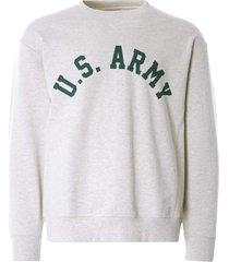 uniform bridge vtg us army sweatshirt | oatmeal | ubarmswt-oat