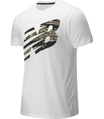 camiseta  para hombre  new balance