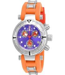 reloj invicta modelo 16725_out naranja mujer