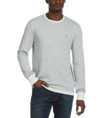 original penguin men's reversible knit shirt