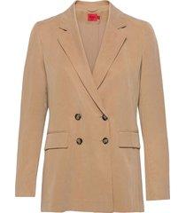 amiata-1 blazers business blazers beige hugo