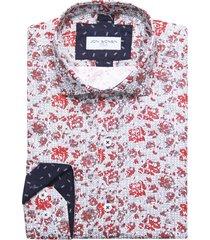 camisa manga larga flores jon sonen