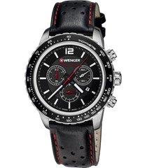 reloj  wenger roadster 01.0853.105 hombre