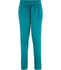 pantaloni in viscosa (blu) - bpc bonprix collection