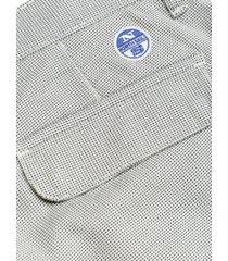 bermuda in cotone stampato