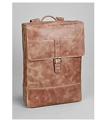 jos. a. bank leather laptop backpack clearance