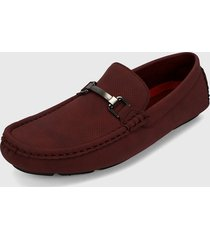 mocasín vinotinto kenneth cole