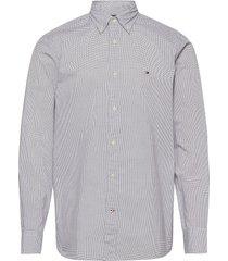 micro bandana print shirt skjorta casual blå tommy hilfiger