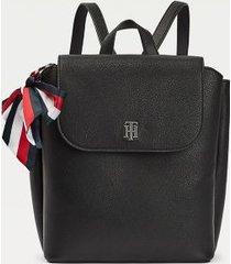 tommy hilfiger women's backpack black -