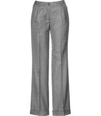 pantaloni larghi in misto lana (grigio) - bpc selection premium