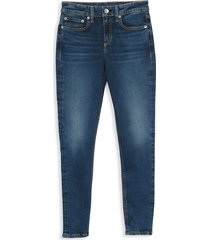 rag & bone women's nina high-rise skinny jeans - echo - size 24 (0)