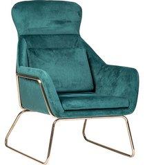 fotel fari zielony
