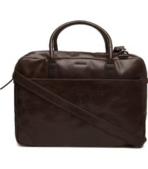 explorer laptop bag double computertas tas bruin royal republiq