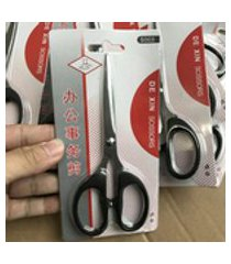estacionaria scissor shears com suporte utensilios domesticos artesanato cortador de papel diy cisalhamento home office