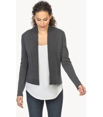 lilla p long sleeve open cardigan