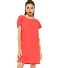 vestido coral prussia alym