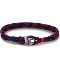 tommy hilfiger men's paracord bracelet