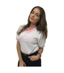 camiseta advance clothing college deluxe branco
