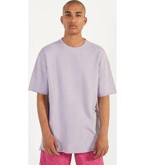 versleten t-shirt van sweatstof