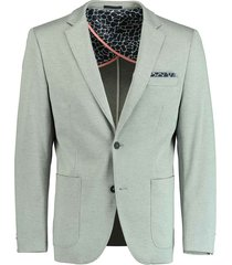 bos bright blue flex jacket drop 8 201038fl40bo/940 grey