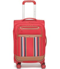 """tommy hilfiger hartford 21"""" carry-on luggage, created for macy's"""