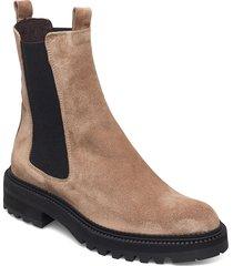 boots 4806 shoes chelsea boots beige billi bi