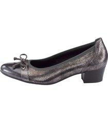 skor gabor grå