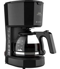 cafeteira cadence urban pop, para 15 cafés, caf310 - preta - 220 volts